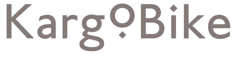 logo kargobike noir