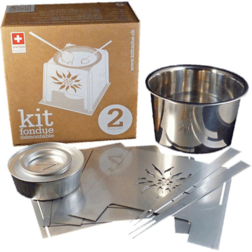Kit Fondue Take away