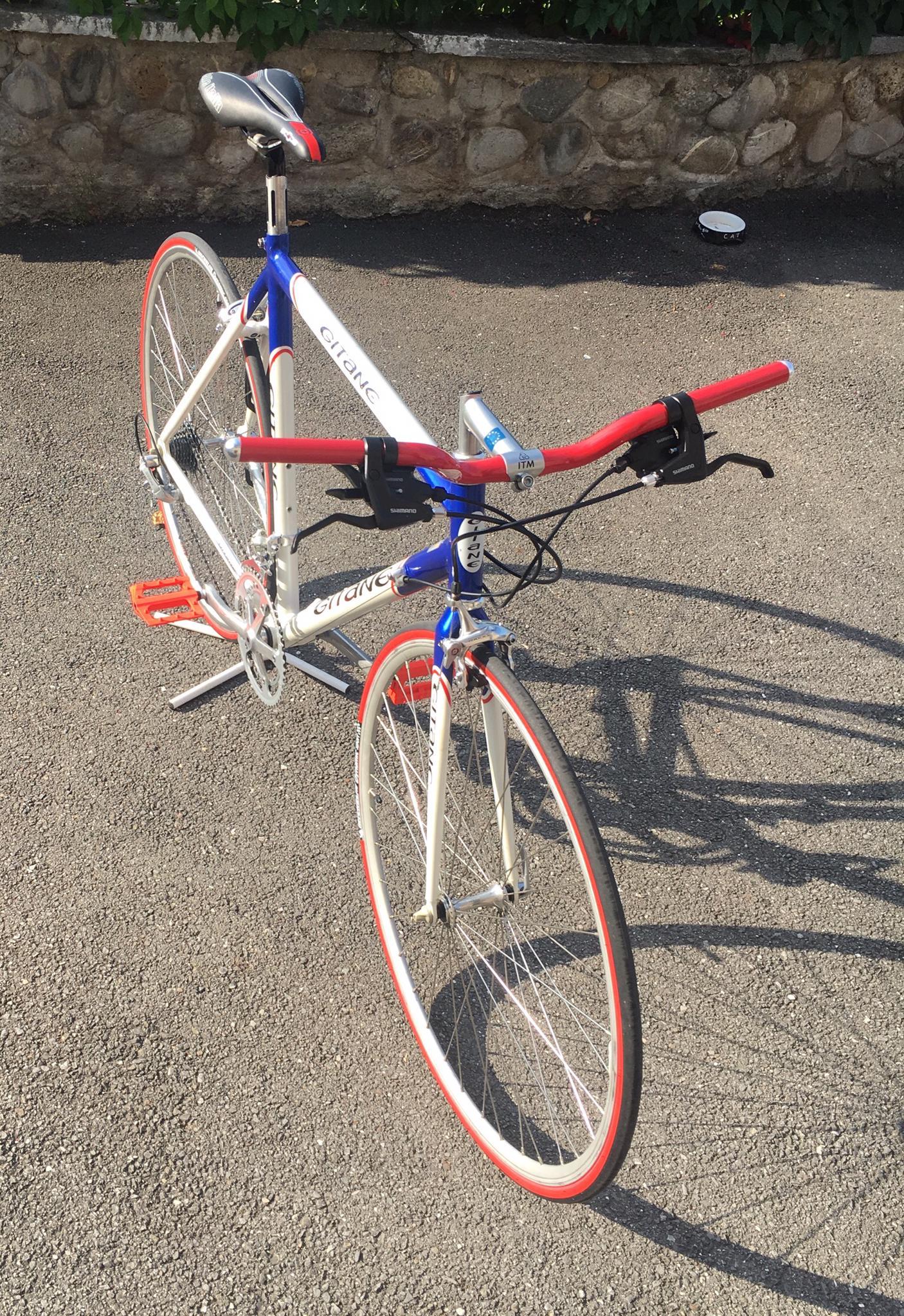Vélo de route Gitane