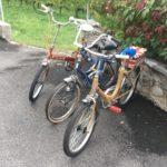 Vélos pliables vintage 1