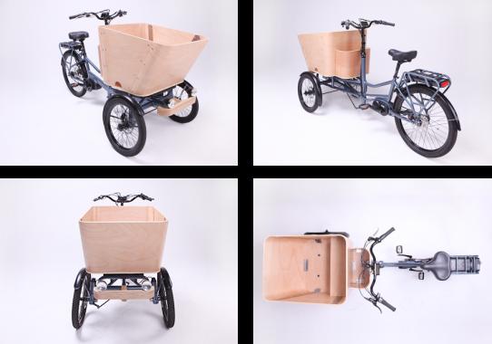 Exclusivité: Tricycle Esamsa
